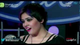 Arab Idol - مقابلة رغد الجابر على صباح الخير يا عرب
