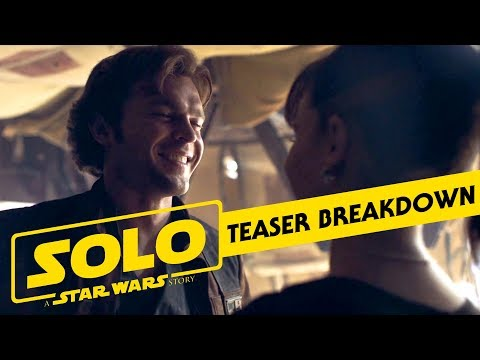 Xxx Mp4 Solo A Star Wars Story Teaser Breakdown And Analysis 3gp Sex