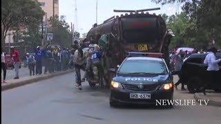 MATATU MADNESS INSIDE THE CAPITAL CITY NAIROBI