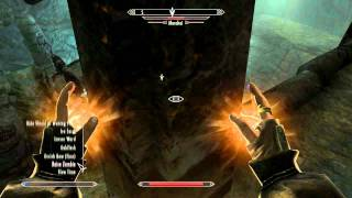 Skyrim: How to defeat (kill) Morokei and Ancano