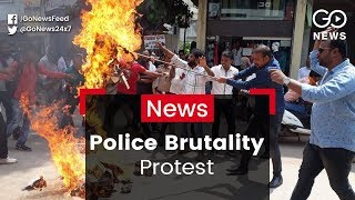 Congress Protests Police Brutality