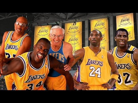 watch Greatest Lakers of All-Time!