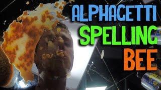 Alphagetti Spelling Bee