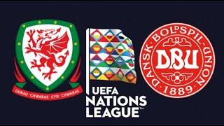 FIFA 19 WALES VS DENMARK UEFA NATIONS LEAGUE