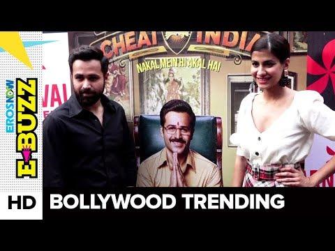 Emraan Hashmi at movie promotions | Bollywood News | ErosNow eBuzz
