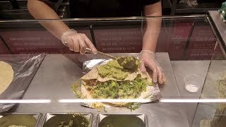 Purposely Ordering A Super Disgusting Chipotle Burrito - Then Giving a HUGE Tip! | OmarGoshTV