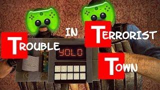 TTT # 222 - Spiderjay «» Let's Play Trouble in Terrorist Town Garry's Mod   60 FPS