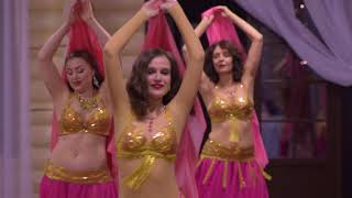 Tamr Henna. Dance Studio Rhythm. Golden Era Raks Sharki-2017.