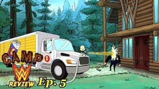 CAMP WWE Episode 5 REVIEW! Follow The References!