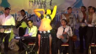 Shakira Nile Group festival shaabi