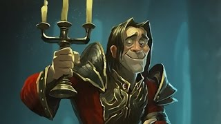 The Story of Moroes [Hearthstone Lore]