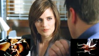 Castle 2x16 Moment:  Hot kinky thing I like doing - putting killers behind bars! - Beckett  Teases