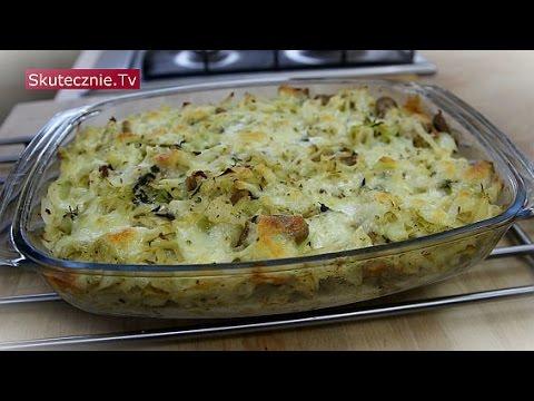 Zapiekanka gyros z kapustą i ziemniakami Skutecznie.Tv HD