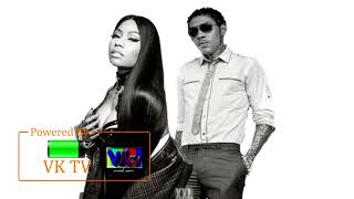 Vybz Kartel ft. Nicki Minaj - Run Up (February 2018)