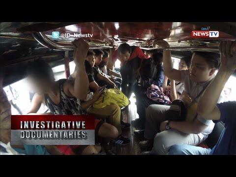 Investigative Documentaries: Mga commuter sa Maynila, pasaway rin sa public transport