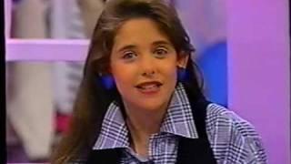 Girl Talk - Part 1 - Sarah Michelle Gellar - 1989