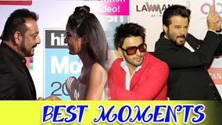 Katrina Sanjay Dutt's Hug & Ranveer, Anil Kapoor's James Bond-ing - HT Most Stylish Awards 2016