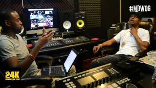 GILLIE DA KID talks GHOST WRITING for other RAPPERS!!!