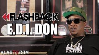 Flashback: E.D.I. (Outlawz) Gives Full Song Breakdown of 2Pac's