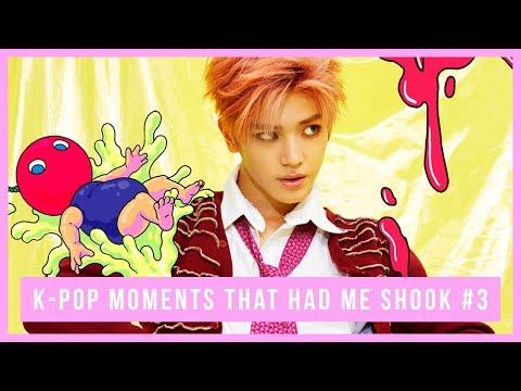 K pop moments that had me SHOOK 3
