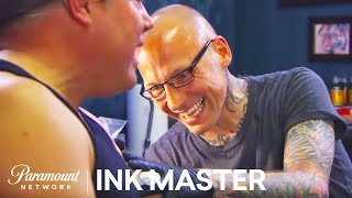 Tattoo Nightmares: When An 'Ink Master' Goes Wrong