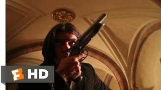 Once Upon a Time in Mexico (4/11) Movie CLIP - Church Shootout (2003) HD