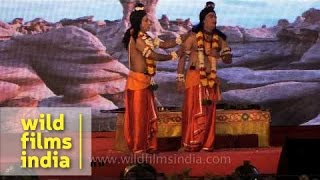 Ram shares his concerns about Sita with Lakshman