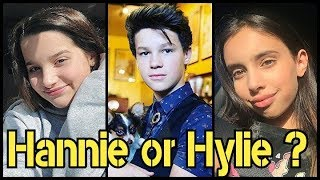 Hayden with Annie or Kylie ? Who Do You Ship ?