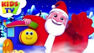 I Will Be Good   Bob The Train   + More Christmas Songs - Kids TV