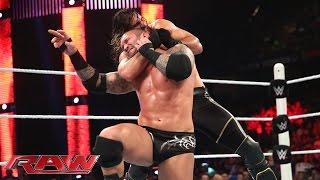 Randy Orton vs. Seth Rollins - WWE World Heavyweight Championship Match: Raw, Aug. 10, 2015