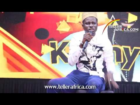 Kenny Blaq's Thrilling Performance @ AY LIVE Port Harcourt (2016)