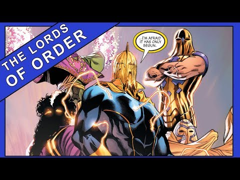 The Lords Of Order | Justice League Dark #8