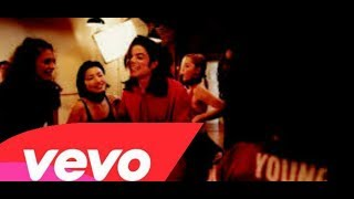 michael jackson -Blood on the dance floor -making of (official video)