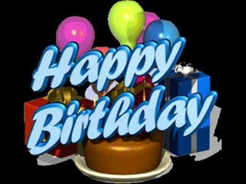♫ Happy Birthday יום הולדת Eden להקת עדן ♫