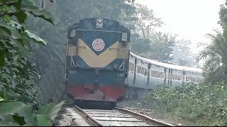 Sudarban Express Train's Video Footage / BD Train
