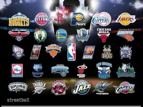 NiTringo NBA Logo Quiz!!!!!!