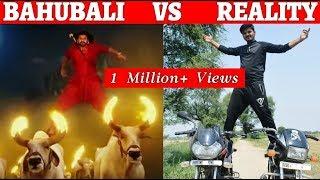 Bahubali VS Reality | Bahubali 2 Spoof | Expectation vs Reality | Part 6 | BigBoyzTeam