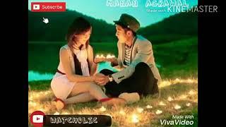 Dheere Dheere apa Mara Dil Ke Mehman Ho Gaye love romantic whatsapp status