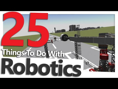 Kerbal Space Program 25 Things To Do With Robotics