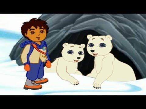 Go Diego Go Game Diegos Arctic Rescue