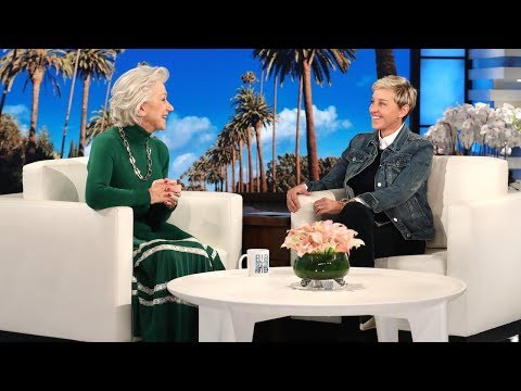 Dame Helen Mirren Finds Out She s Only 72 Years Old
