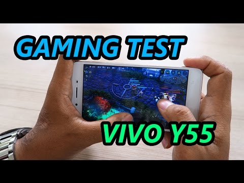Vivo Y55 Gaming Test / Review