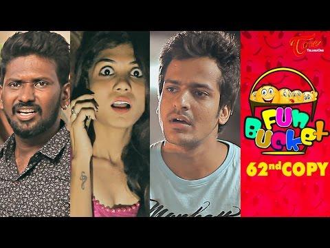 Fun Bucket 62nd Copy Funny Videos by Harsha Annavarapu TeluguComedyWebSeries