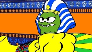 Learning Colors with Om Nom - Ancient Egypt