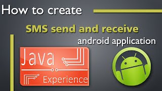 How to create SMS android app