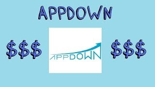 Earn REAL Money With Your iPhone/Android: Appdown