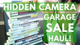 Garage Sale Haul - GoPro Hidden Cam! MUST WATCH! eBay & Amazon | RALLI ROOTS