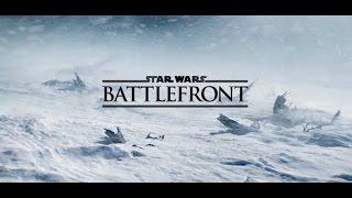 Star Wars Battlefront Closed Alpha