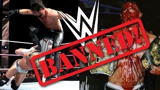 14 Things Banned & Blacklisted in the WWE!