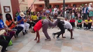 Capoeira, instrutor Neguinho A.C.L.E 🆚 treinel Charmoso do Mar